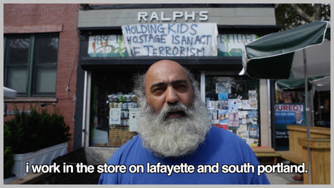 A New York Minute With Ralph's Bodega