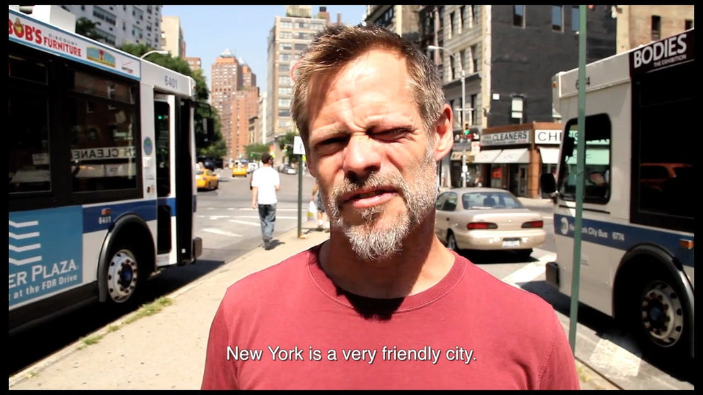 Getting To Know Your New Yorkers - Dan