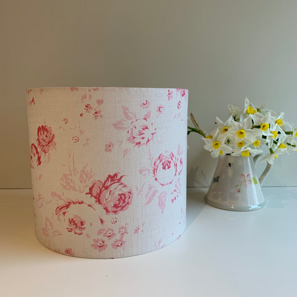 Charlotte Linen Lampshade