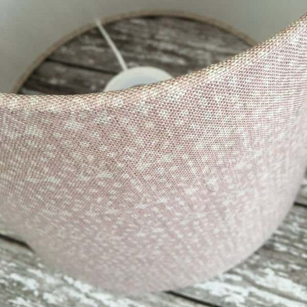 Anastasia Linen (faded old silk) Lampshade