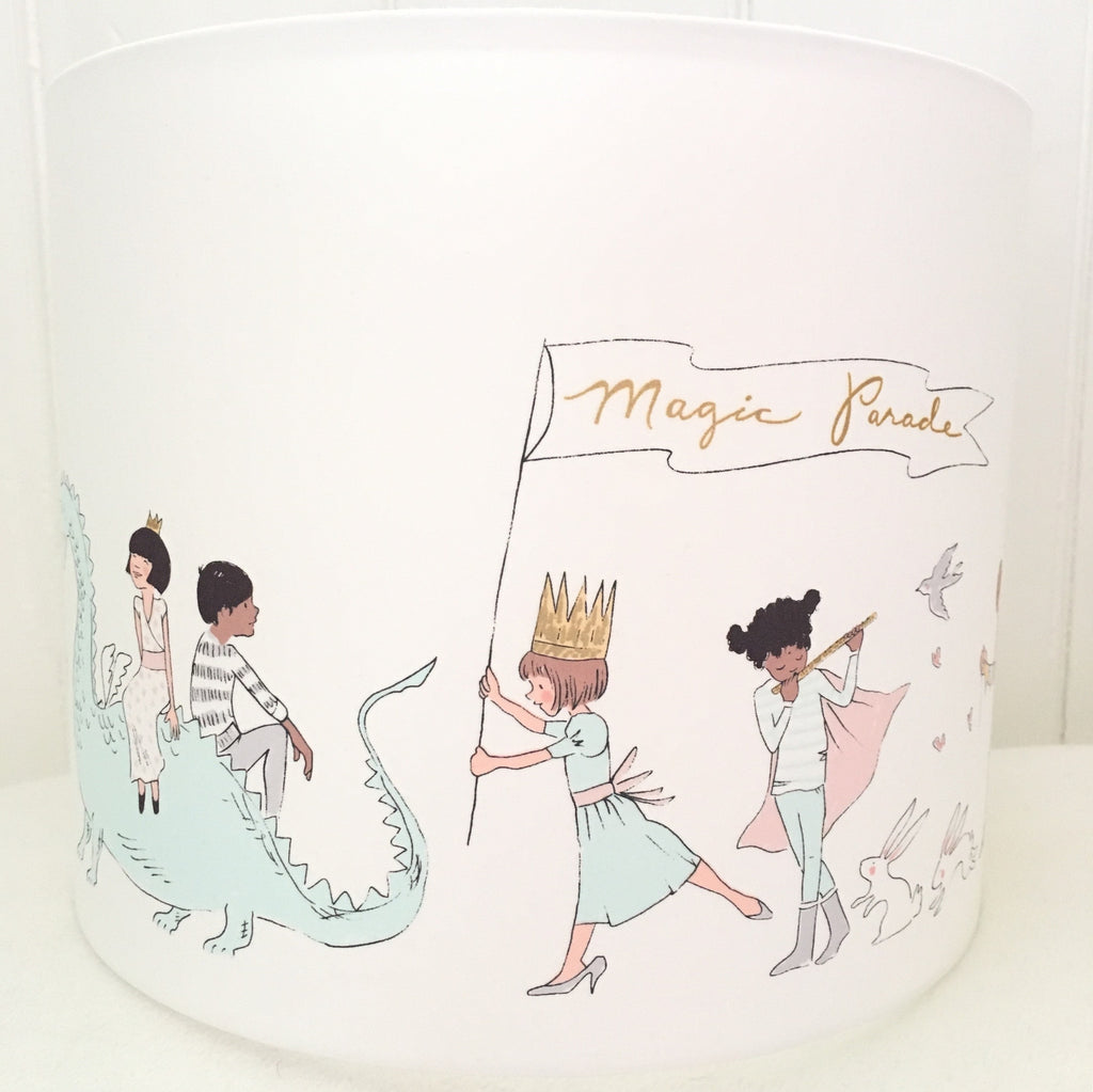 A Magic Parade Drum Lampshade - Lolly & Boo - 4