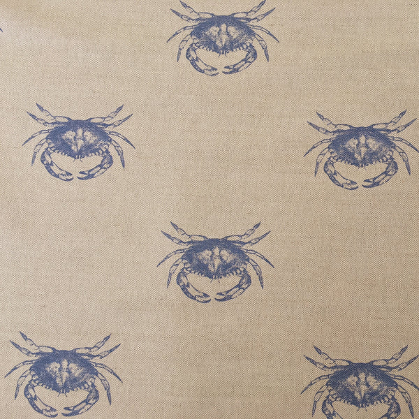 Emily Bond Cornish Mud Crab Linen (1/2 metre) - Lolly & Boo - 1