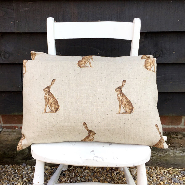 Mr Hare Oblong Cushion - Lolly & Boo - 1