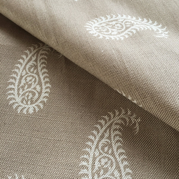 Peony & Sage Pasha Linen on Mole - Offcut - Lolly & Boo