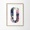 Floral Vintage Letter Print - Lolly & Boo - 6