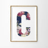 Floral Vintage Letter Print - Lolly & Boo - 3