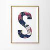 Floral Vintage Letter Print - Lolly & Boo - 7