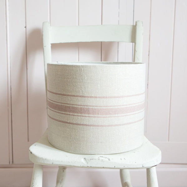Danish Stripe Drum Lampshade - Lolly & Boo