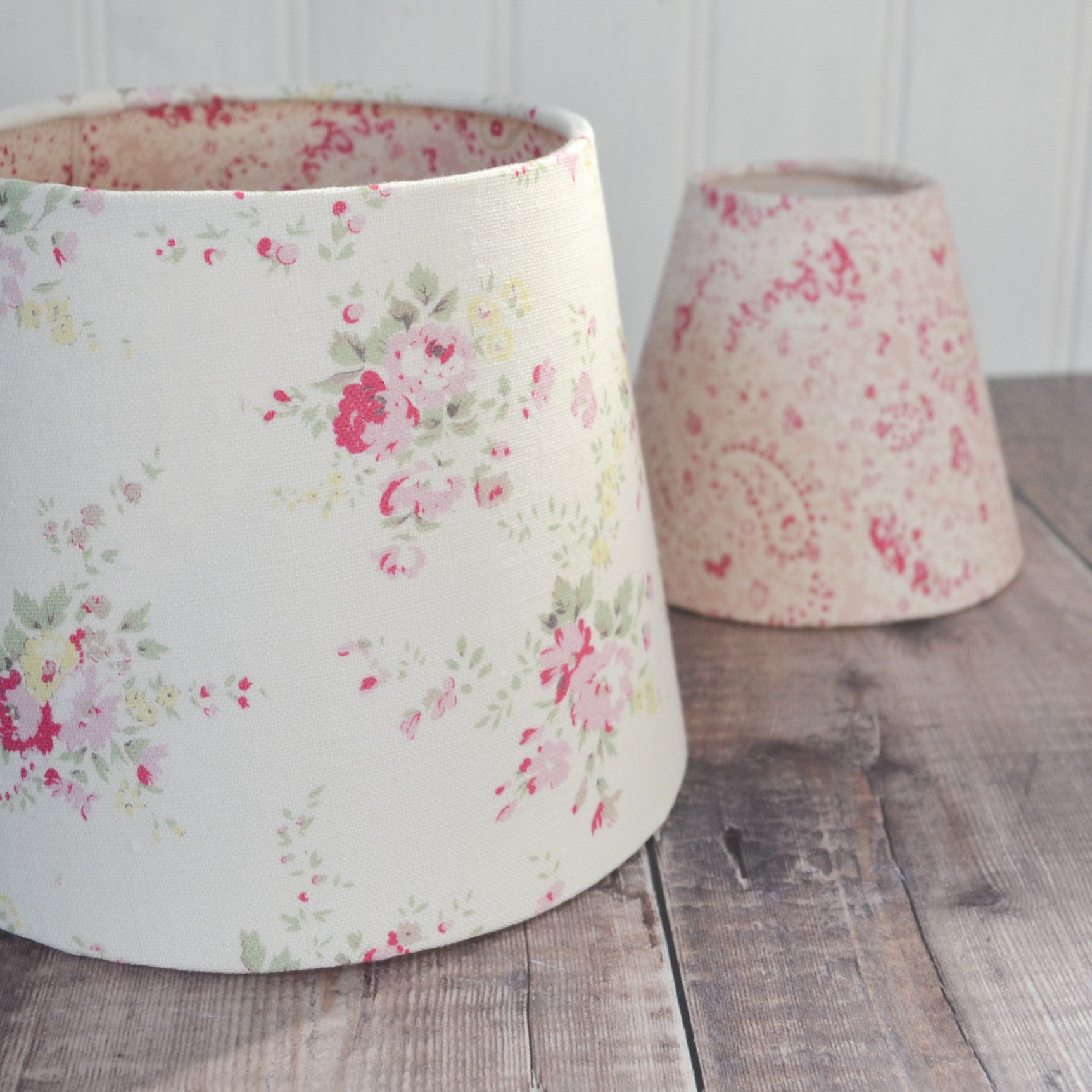 Lined Lampshades