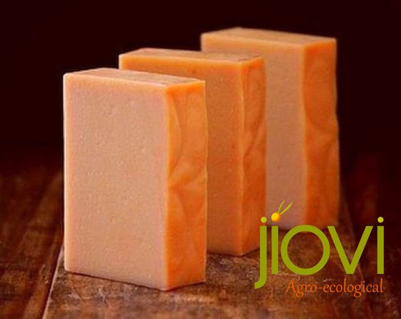 Seabuckthorn Handmade Cleansing Face and Body Bar by jiovi