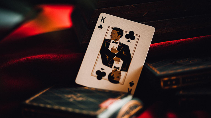 THE HOLLYWOOD ROOSEVELT PLAYING CARDS | THEORY 11