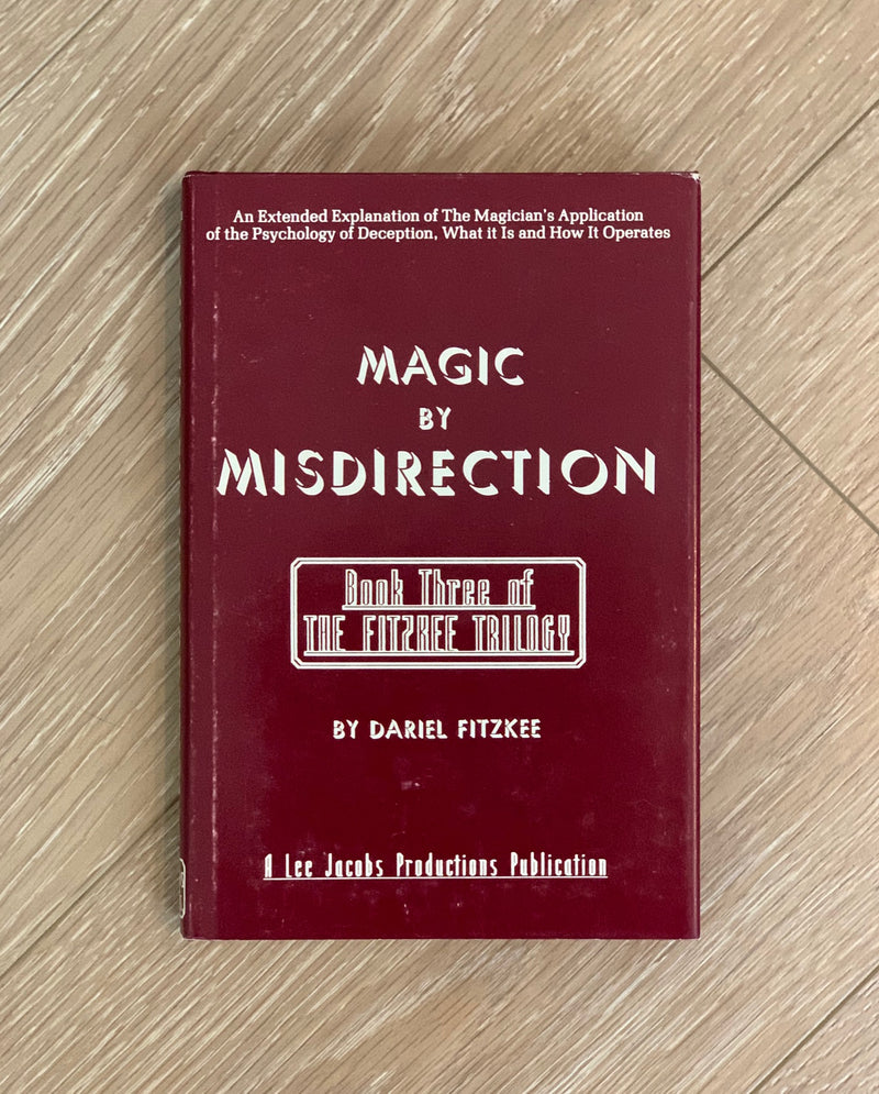 DARIEL FITZKEE MAGIC BOOK COLLECTION