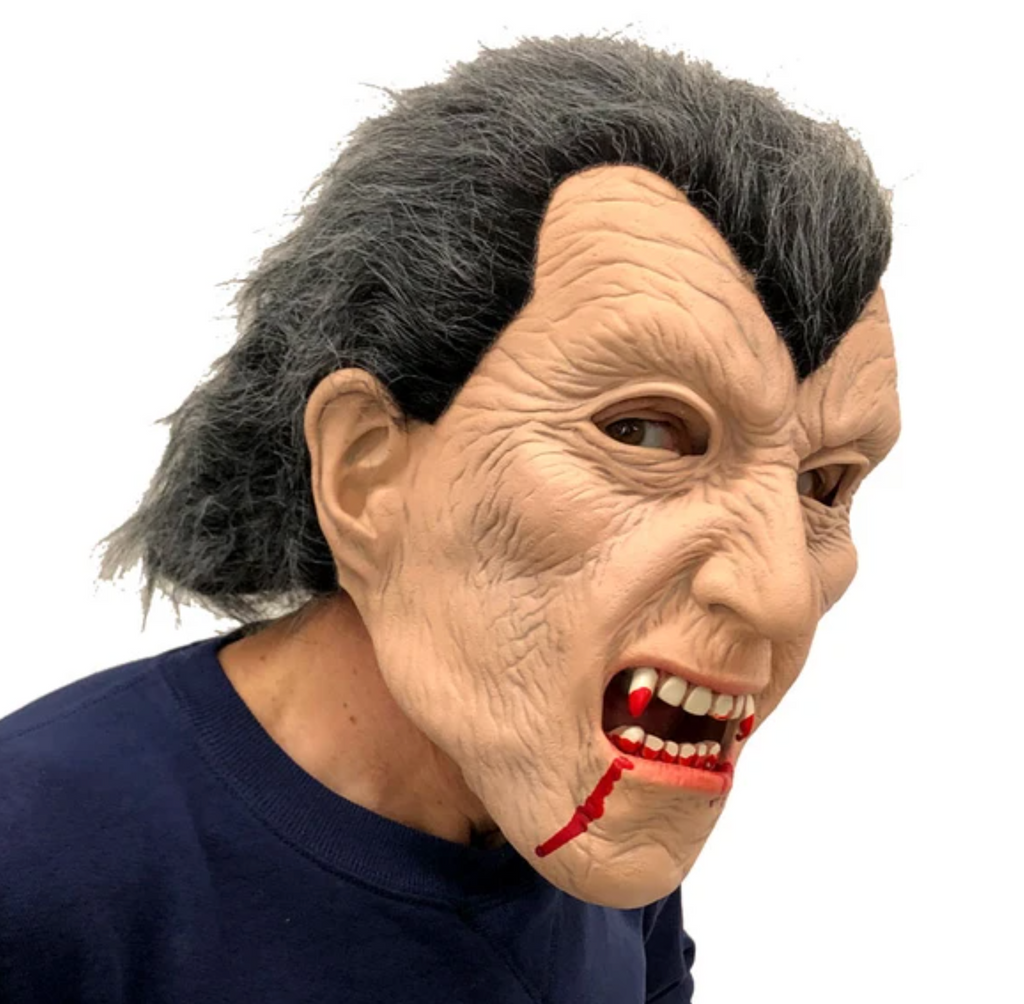 PLATINUM COLLECTION | DRACULA - LATEX MASK