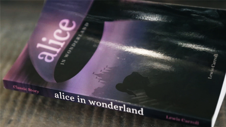 ALICE | BOOK TEST