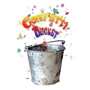 The Magic Confetti Bucket