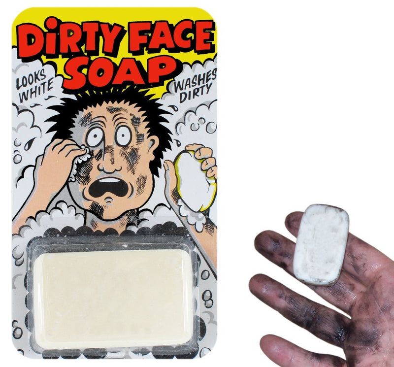 DIRTY FACE SOAP