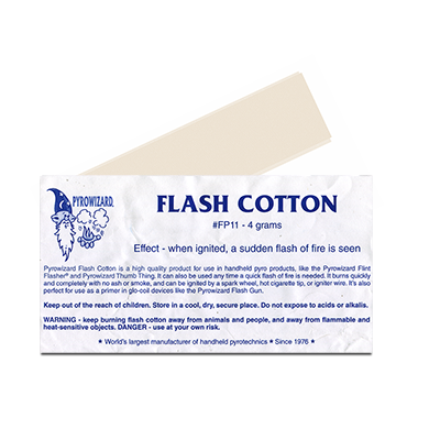 Flash Cotton Theatrical FX Supplier Australia