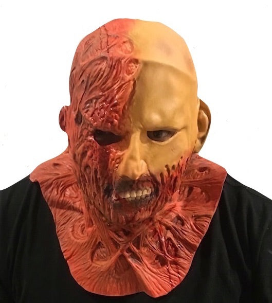 FRANKIE FLESH EATER - LATEX MASK