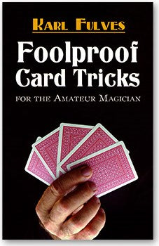 FOOLPROOF CARD TRICKS - BOOK
