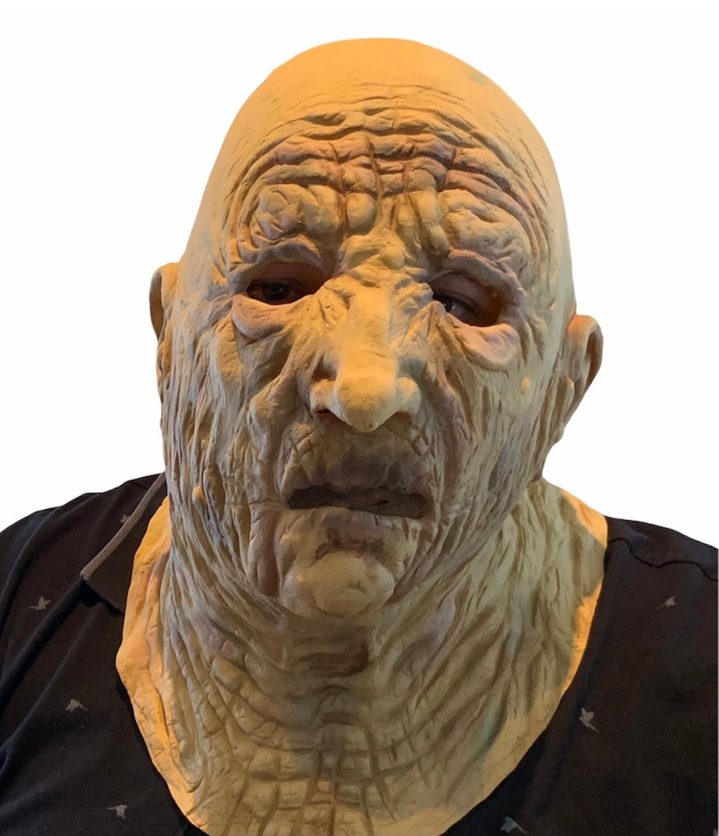 MR CREEPS OLD MAN - LATEX MASK