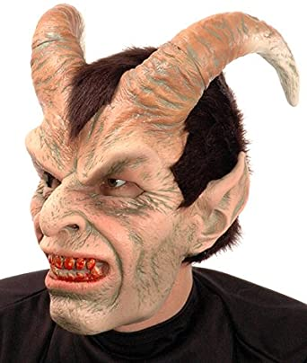 Lucifer Latex Horror Mask