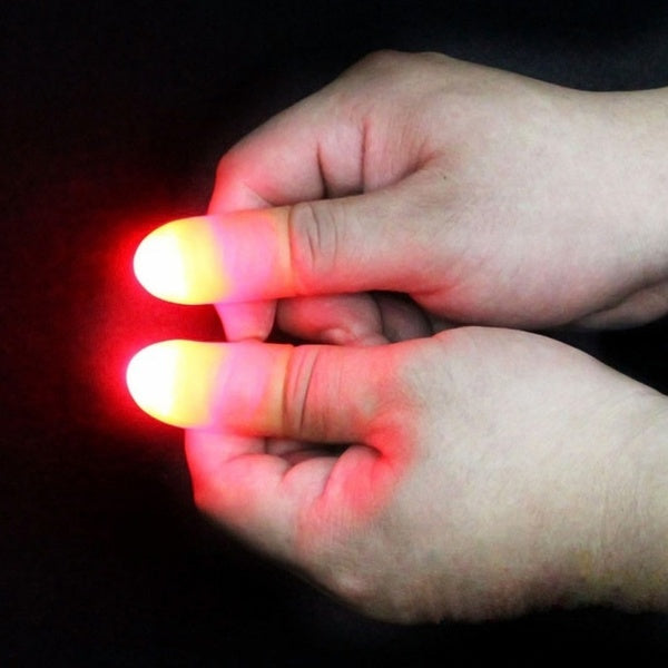 Magic Thumb Lights Magic Trick Magic Shop Australia