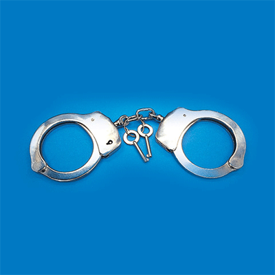 Magic Trick Handcuffs Magic Shop