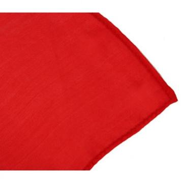 Red Magician Silk Hanky