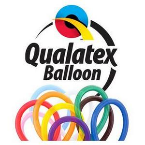 Qualatex Modelling Balloons 260Q Traditional Assortment