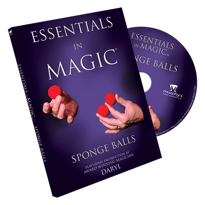 Sponge Balls Magic Trick DVD