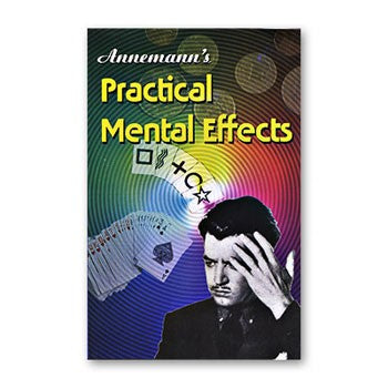 PRACTICAL MENTAL EFFECTS - BOOK