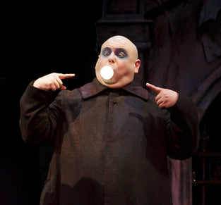 Uncle Fester Light Bulb Trick