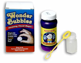 Wonder Bubble Magic Trick Magic Shop