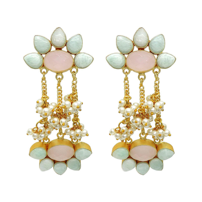 Jubilee Earrings | Handcrafted Jewellery | Dori