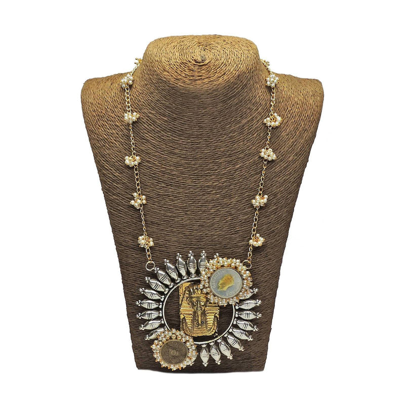 Pharaoh Necklace | Handcrafted Jewellery | Dori
