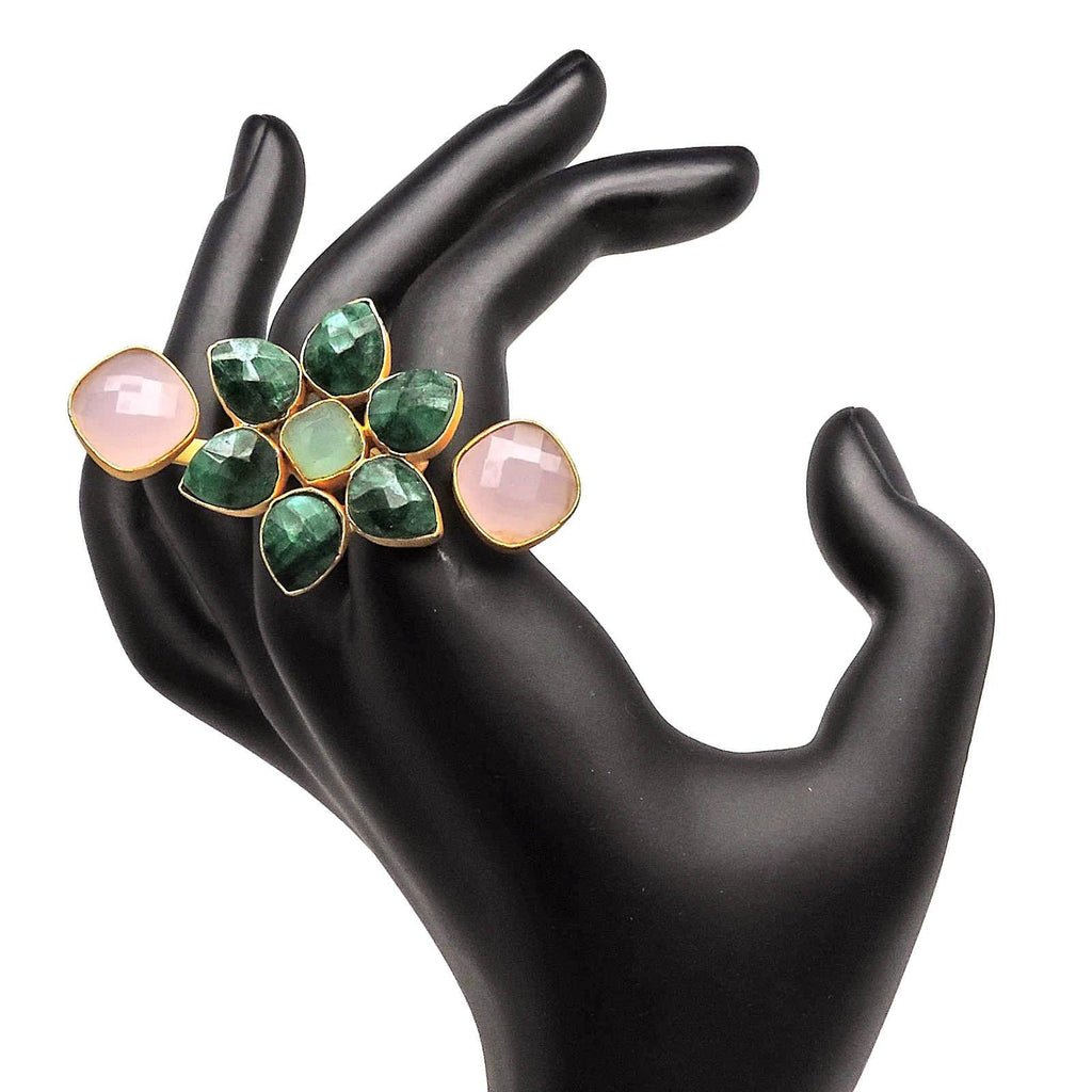 Evergreen Ring | Handcrafted Jewellery | Dori