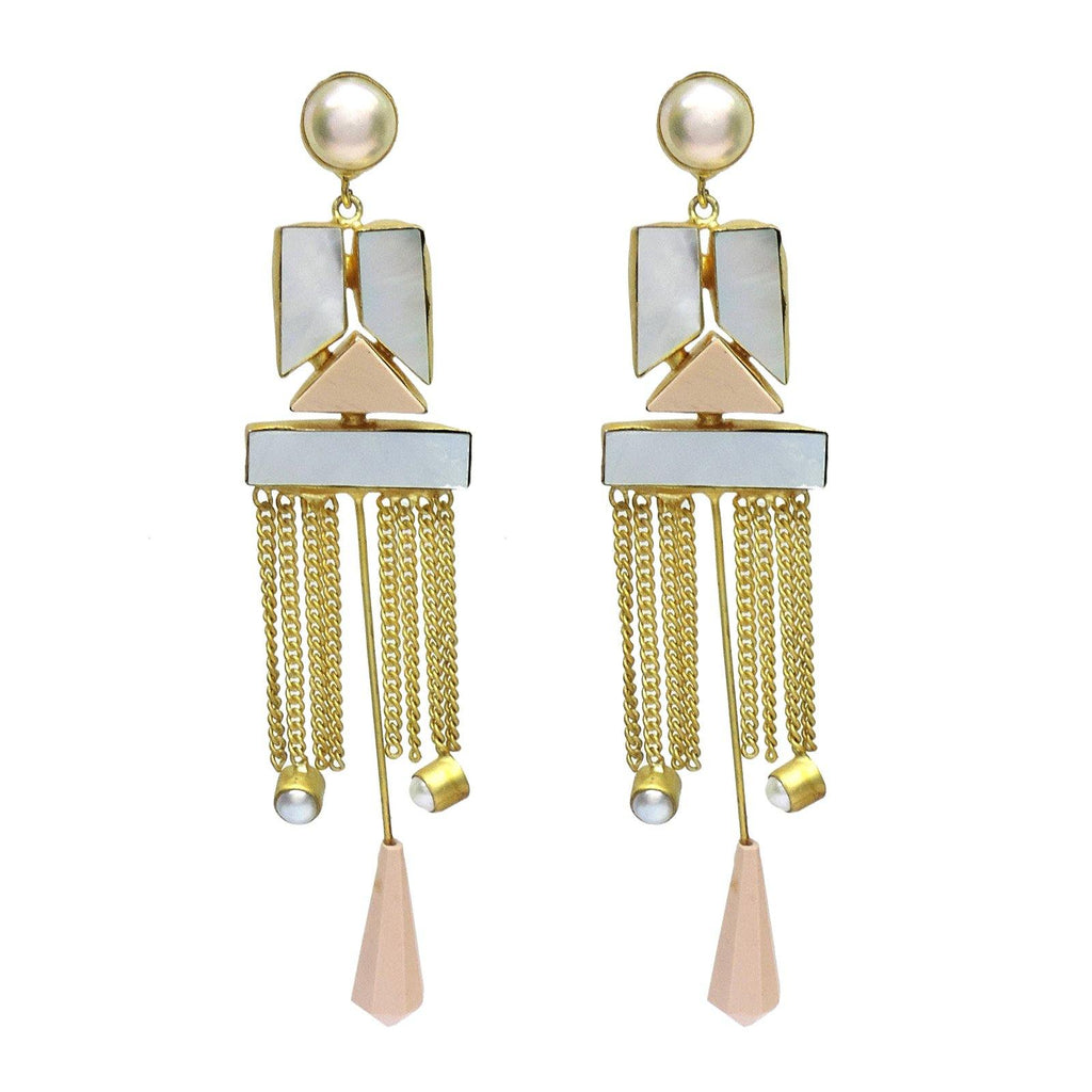Odette Danglers - Earrings - Handcrafted Jewellery - Dori