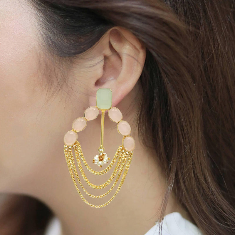 Carina Earrings | Handcrafted Jewellery | Dori
