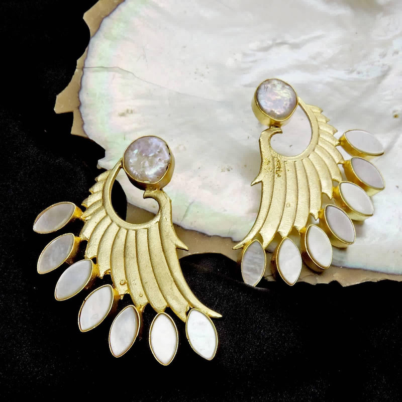 Angel Earrings - Earrings - Handcrafted Jewellery - Dori