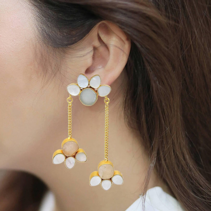 Mist Earrings | Handcrafted Jewellery | Dori