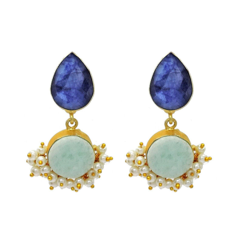 Dewdrop Earrings | Handcrafted Jewellery | Dori