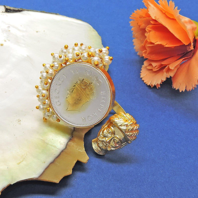 Oracle Ring | Handcrafted Jewellery | Dori