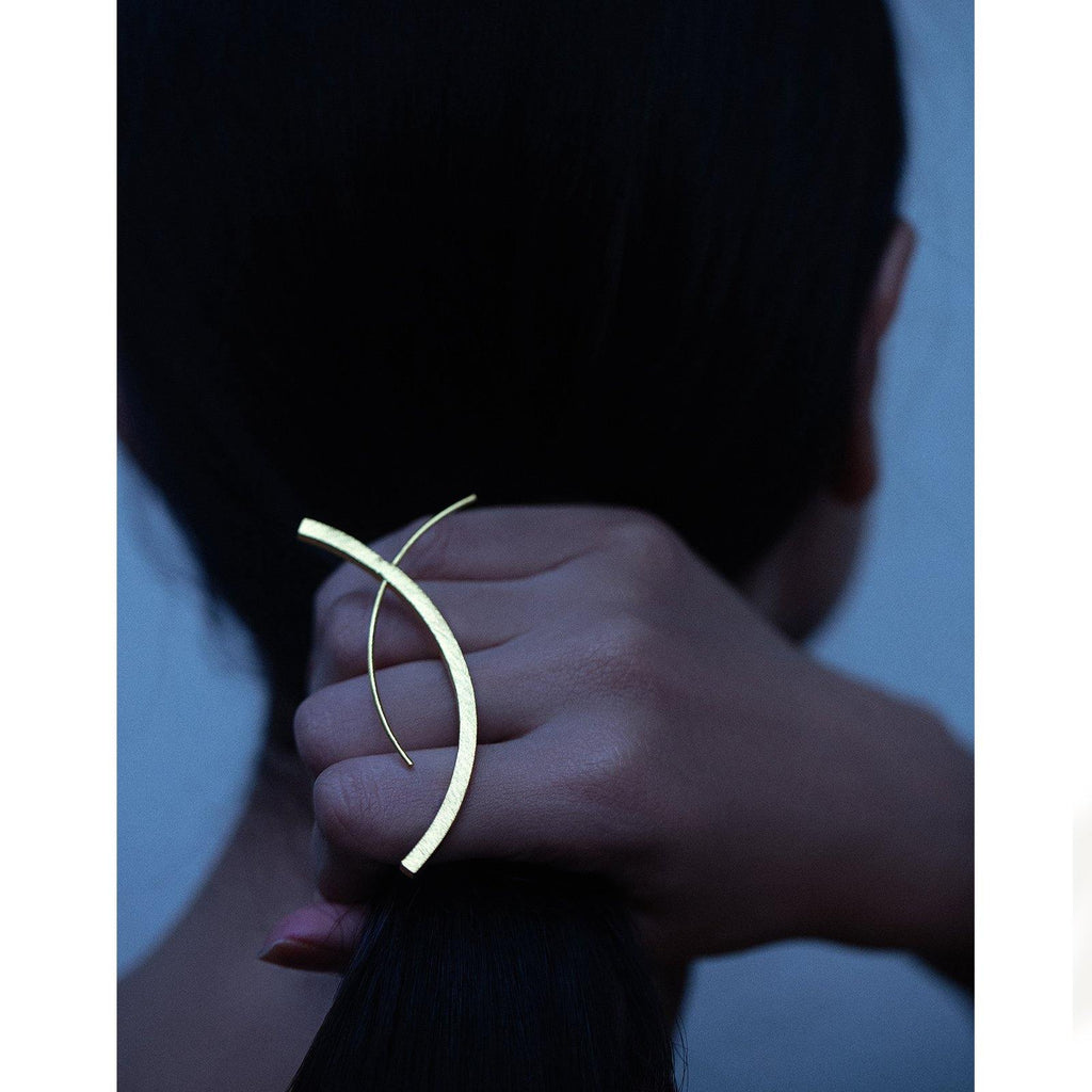Koi Ring | Handcrafted Jewellery | DE'ANMA | Dori