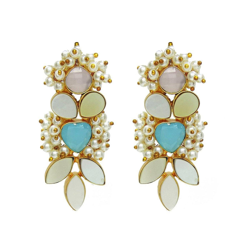 Dia Earrings | Handcrafted Jewellery | Dori