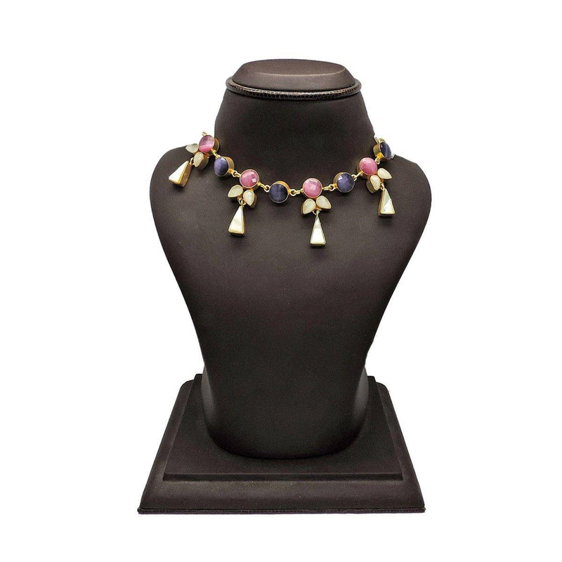 Enigma Pearl Necklace | Handcrafted Jewellery | Dori