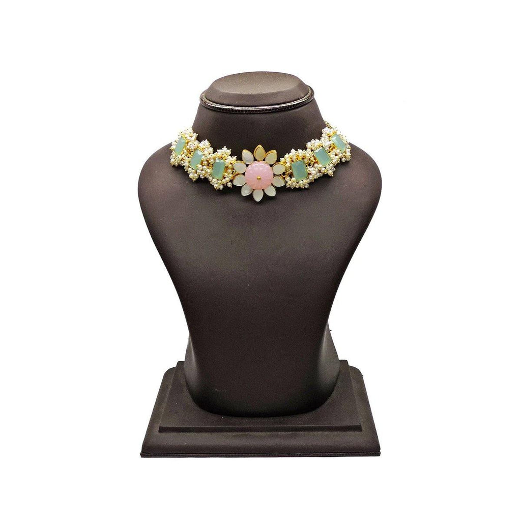 Melon Choker Necklace | Handcrafted Jewellery | Dori