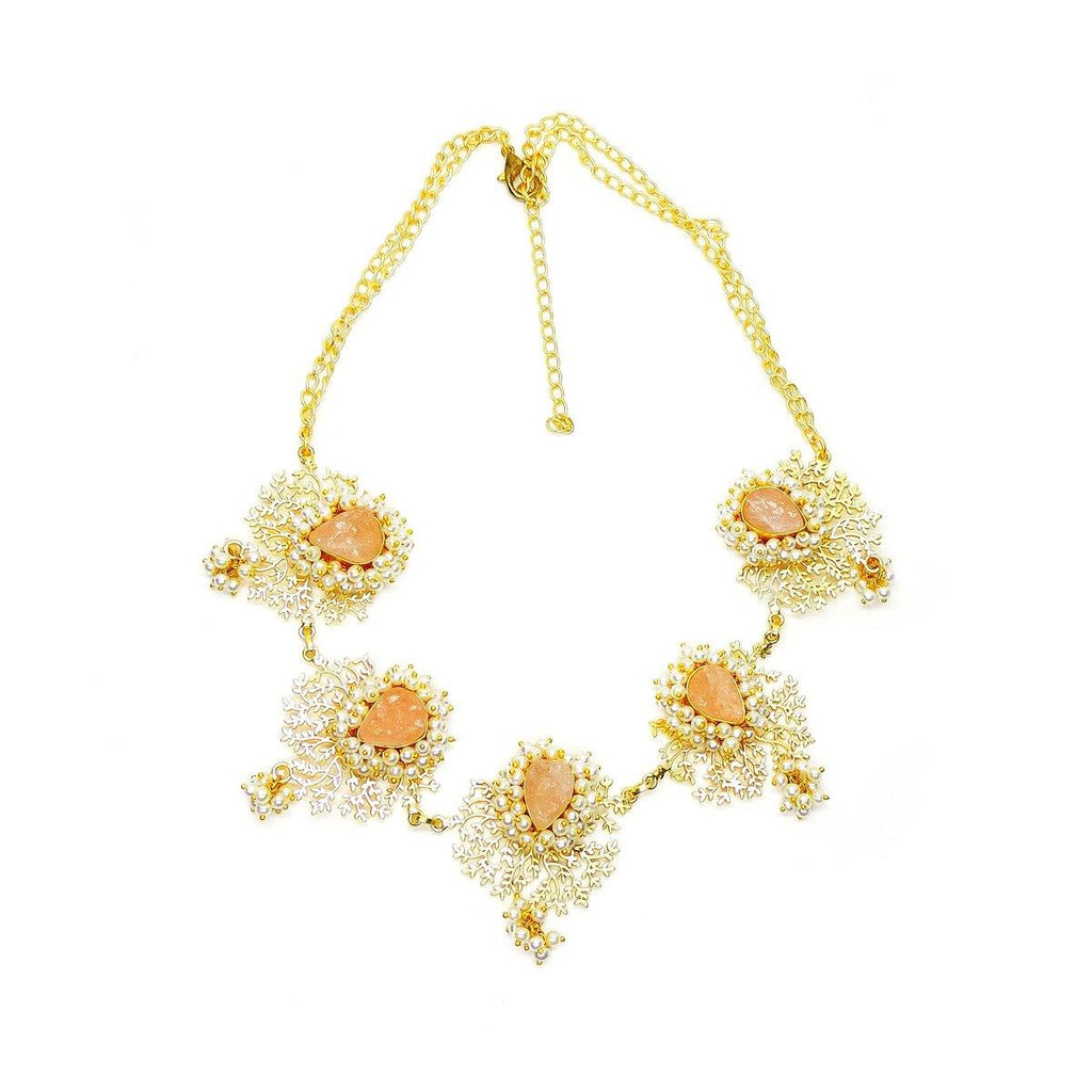 Paradise Necklace | Handcrafted Jewellery | Dori