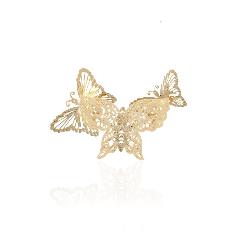Butterfly Parade Ring | Handcrafted Jewellery | Ruhhette | Dori
