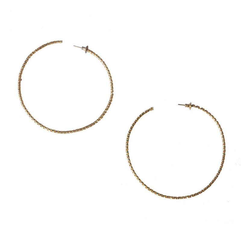 Statement Hoop Earrings | Handcrafted Jewellery | Eurumme | Dori