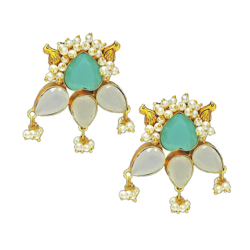 Twinkle Drop Earrings | Handcrafted Jewellery | Dori